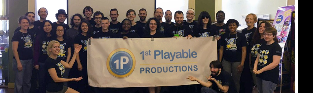 1st Playable Productions Staff