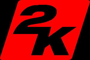 2K Games Logo - 2000