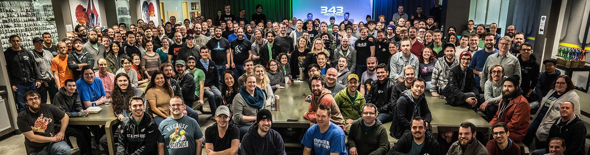 343 Industries Staff