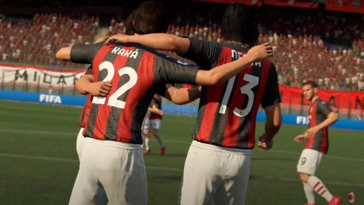 AC Milan Fifa Licence