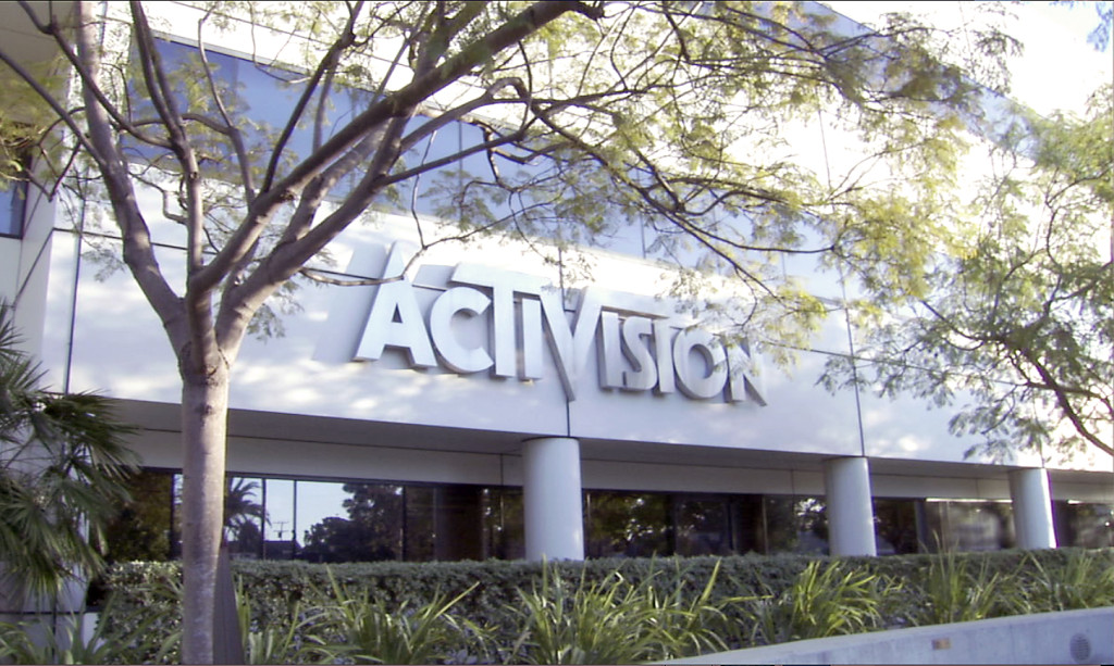 Activision Santa Monica Building - Outside