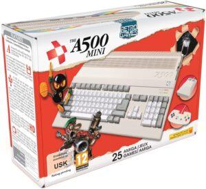 Amiga 500 Mini (A500 Mini) Console - Boxed