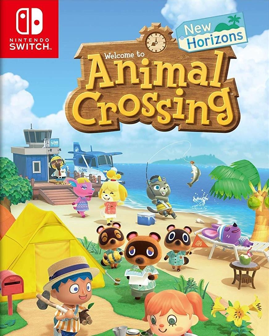 Nintendo reveals Nintendo Switch Animal Crossing Edition ...
