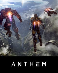 EA is aiming for a March 2019 release for ANTHEM