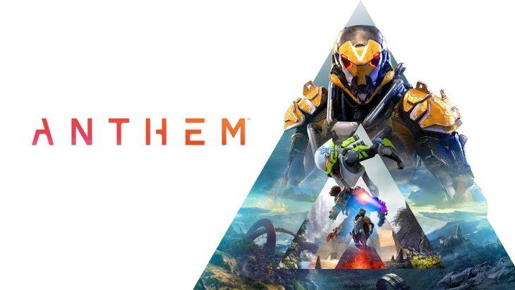 Anthem - Wallpaper