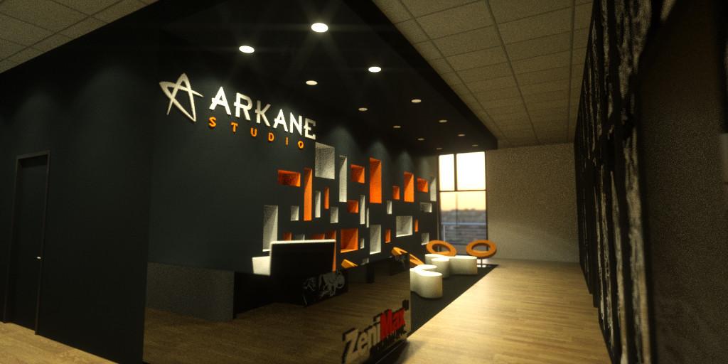 Arkane Studios - Office - Internal