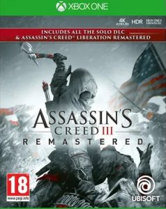 Assassins Creed 3 Remastered - Reveal - Xbox One