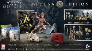 Assassins Creed Odyssey - Medusa Edition