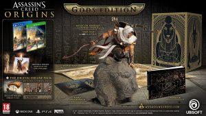 Assassins Creed Origins - Gold Collectors Edition