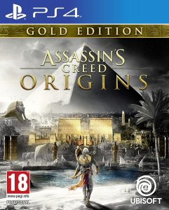 Assassins Creed Origins - Gold Edition - PS4