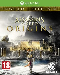 Assassins Creed Origins - Gold Edition - Xbox One