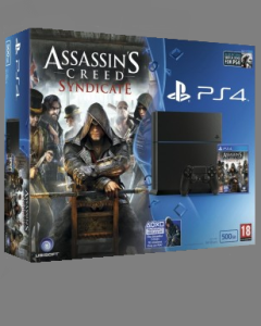 Uncharted and Assassin's Creed PS4 Bundles on the Way