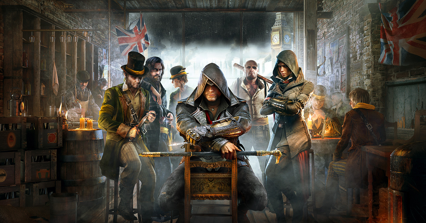 Ubisoft Registers Assassin S Creed Collection Domain Name Wholesgame