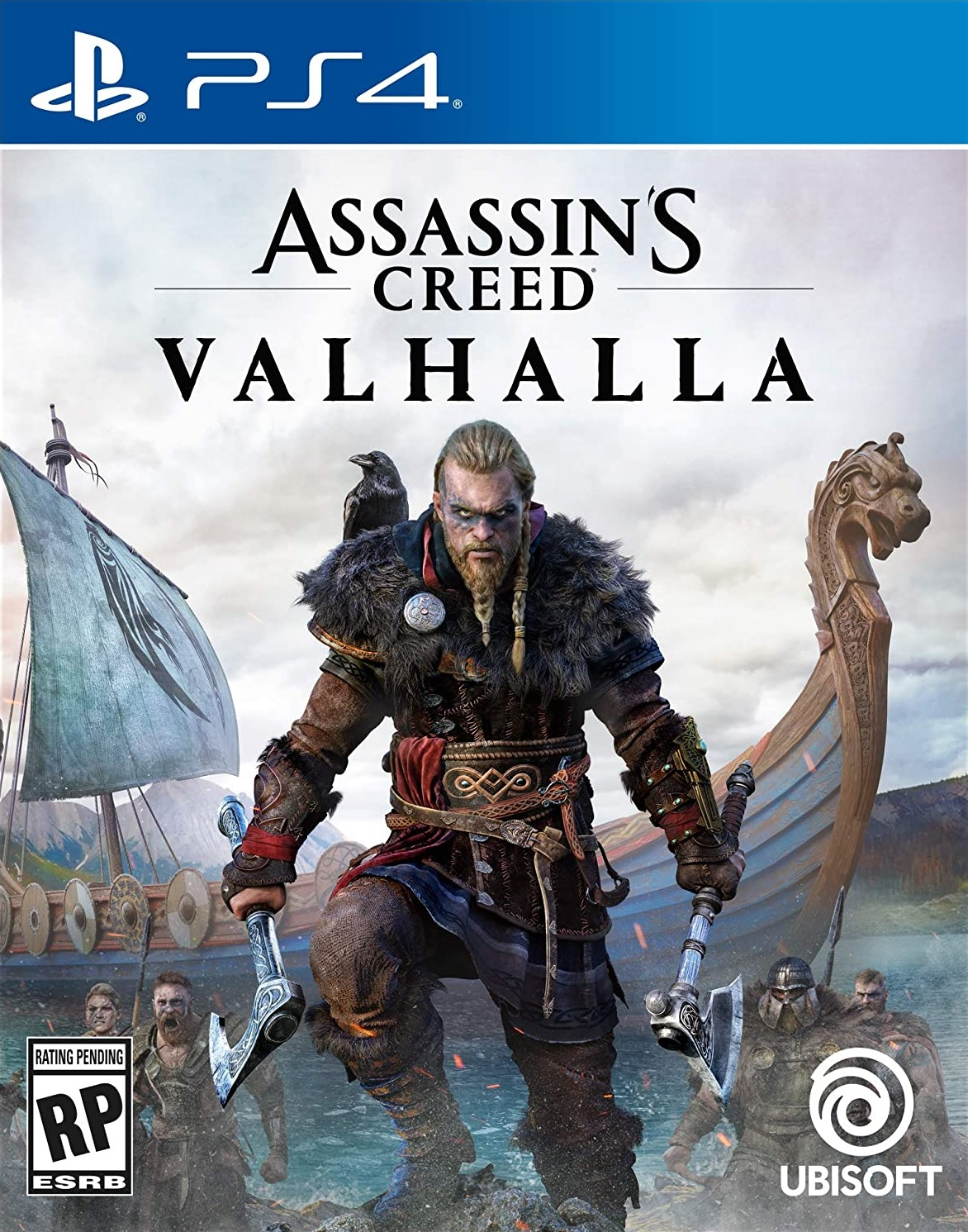 Assassin's Creed Valhalla - Reveal - US - PS4