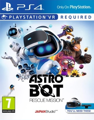 Astro Bot Rescue Mission (PSVR) - PS4