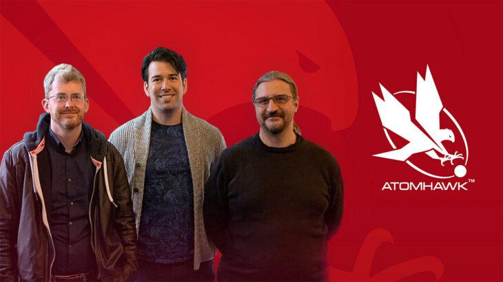 Atomhawk Announces Opening of New Technical Art Studio