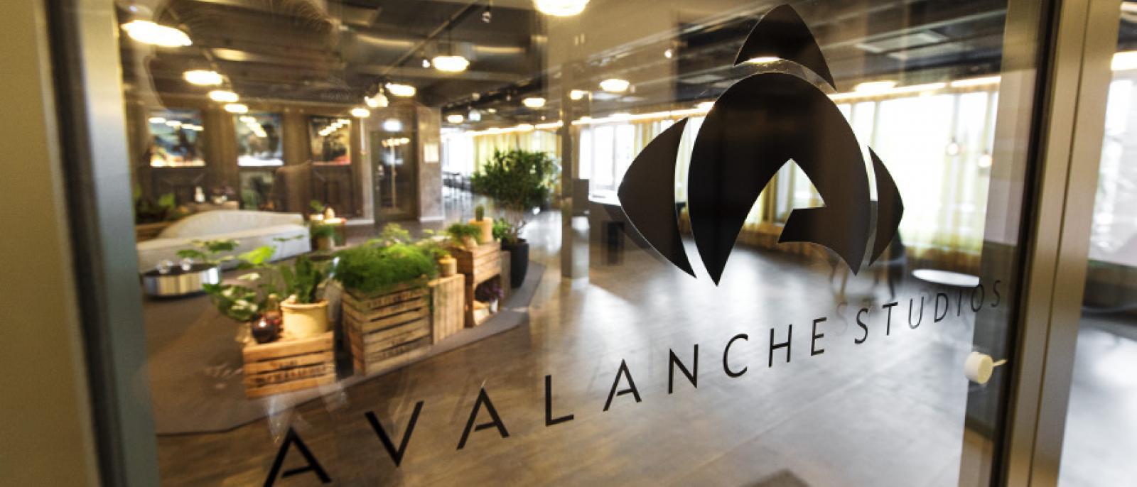 Avalanche Studios Office Inside