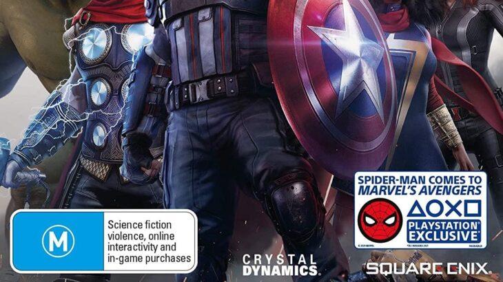 Avengers - AUS - Lootbox warning