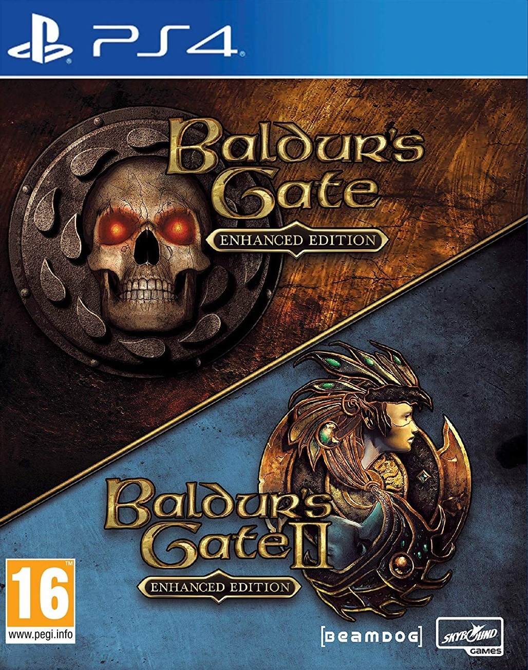 Baldur's Gate Enhanced Edition - PS4
