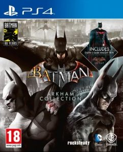 Batman Arkham Collection comes to Europe this September
