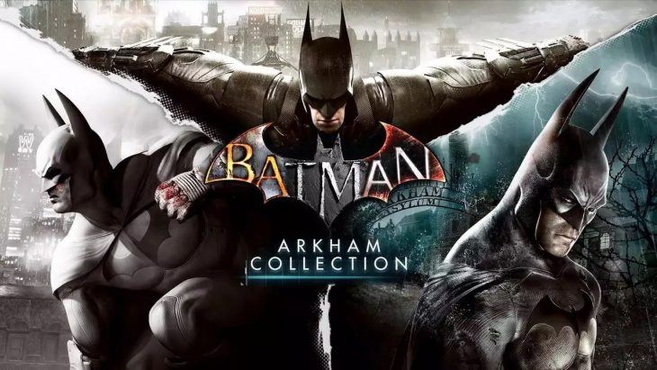 Batman Arkham Collection 2019 - Reveal