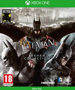 Batman Arkham Collection 2019 - Reveal - Xbox One