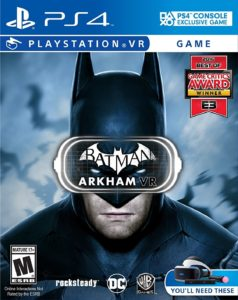 Batman: Arkham VR Review Roundup