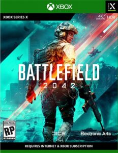 Xbox revealed as the official console of Battlefield 2042