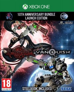 Bayonetta & Vanquish 10th Anniversary Bundle - Xbox One