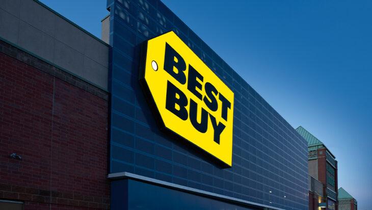 Best Buy - Sign
