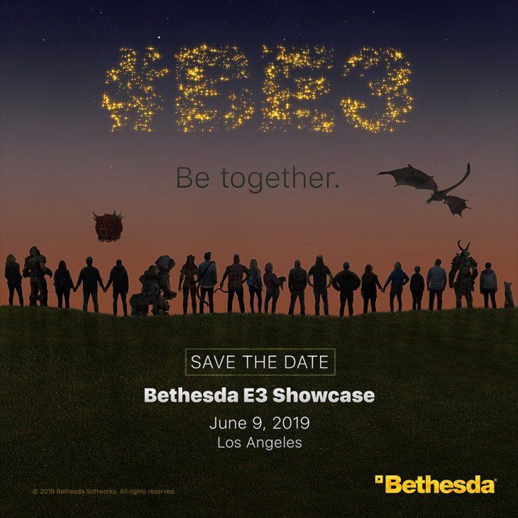 Bethesda - E3 - Reveal