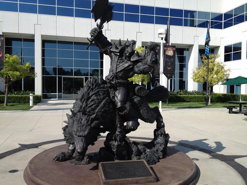 Blizzard Entertainment - Building