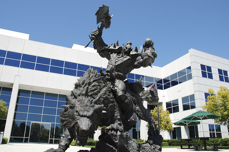 Blizzard Entertainment Headquarters
