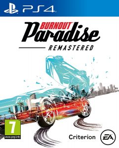 Burnout Paradise Remastered releases and takes the top