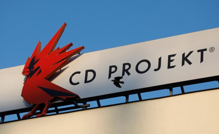 CD Project Sign