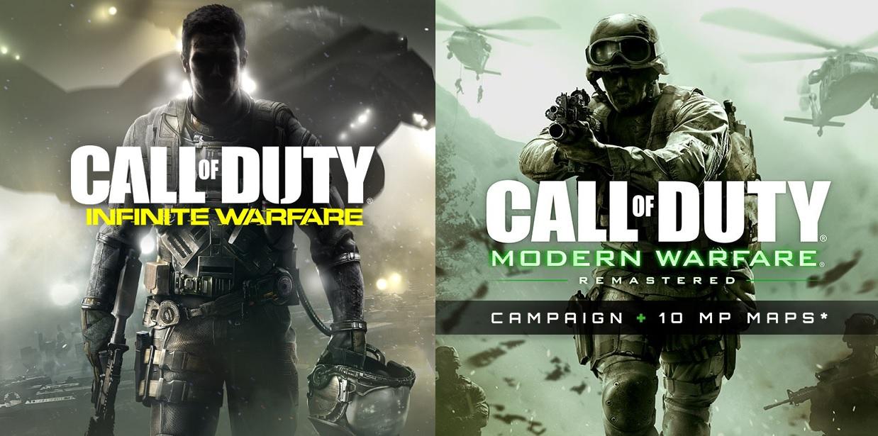 COD Infinite Warfare - Modern Warfare