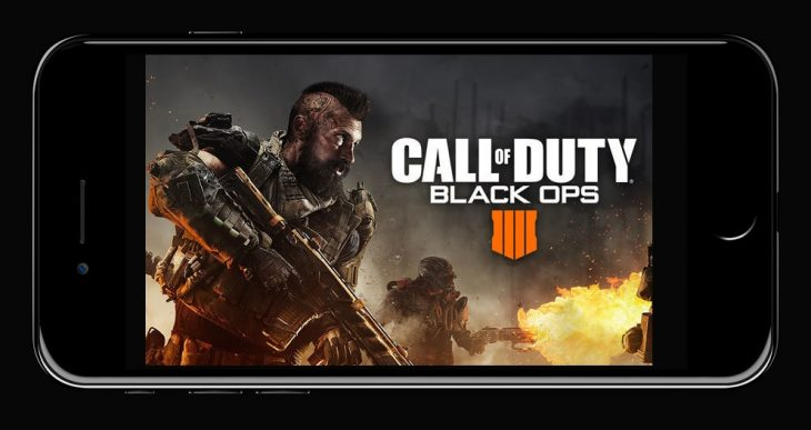Call of Duty Black Ops 4 - Mobile