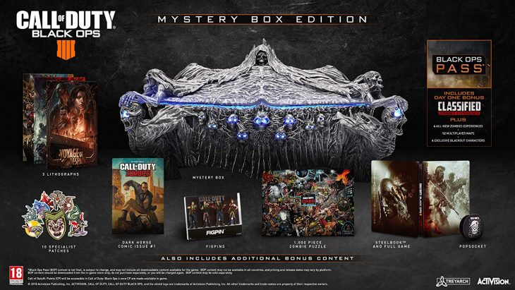 Call of Duty Black Ops 4 Mystery Box