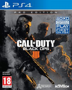 Call of Duty Black Ops 4 - Pro - PS4