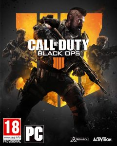 Activision release a zombie-less Call of Duty: Black Ops 4