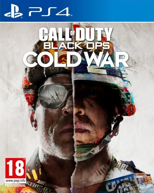 Call of Duty Black Ops Cold War - Reveal - PS4