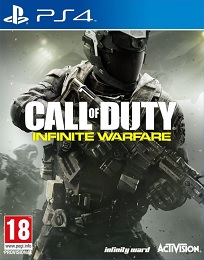 Call of Duty: Infinite Warfare on top on first week of 2017