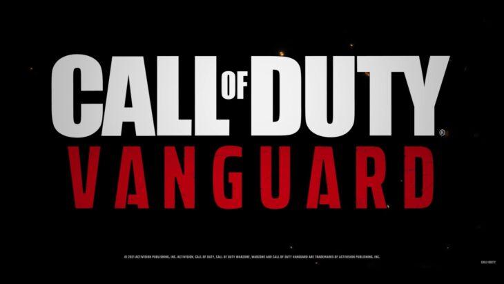 Call of Duty - Vanguard - Reveal