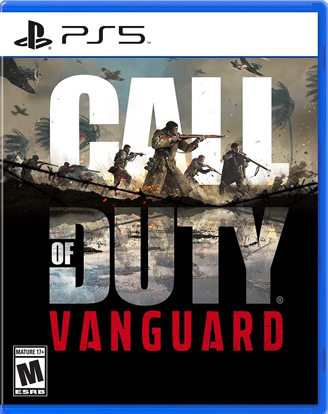 Call of Duty Vanguard - Reveal - US - PS5