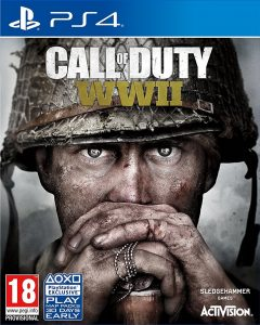 Call of Duty WW2 - PS4