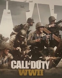 Call of Duty World War 2 leaked