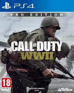 Call of Duty WWII - Pro Edition - PS4