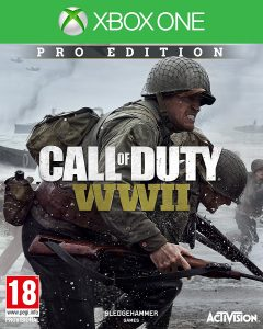 Call of Duty WWII - Pro Edition - Xbox One