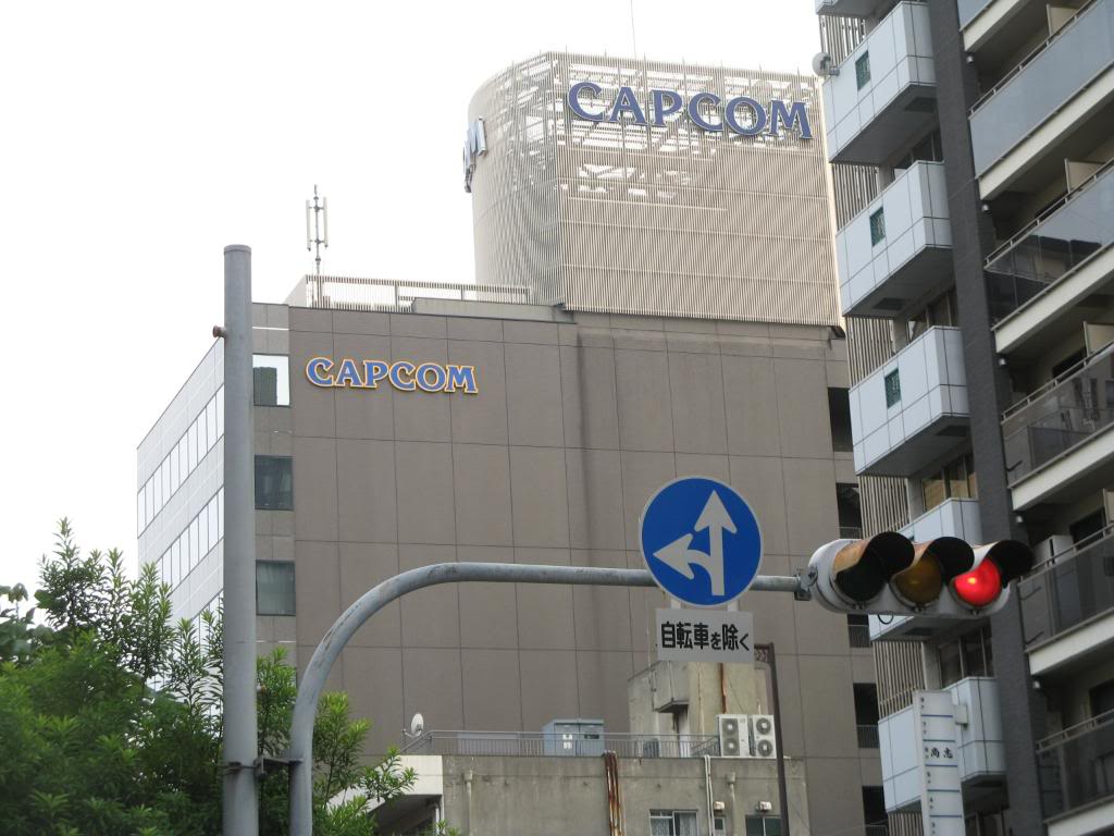 Capcom Headquarters