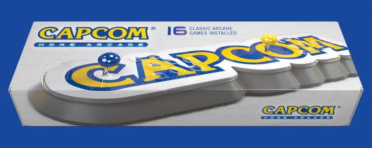 Capcom Home Arcade - Reveal